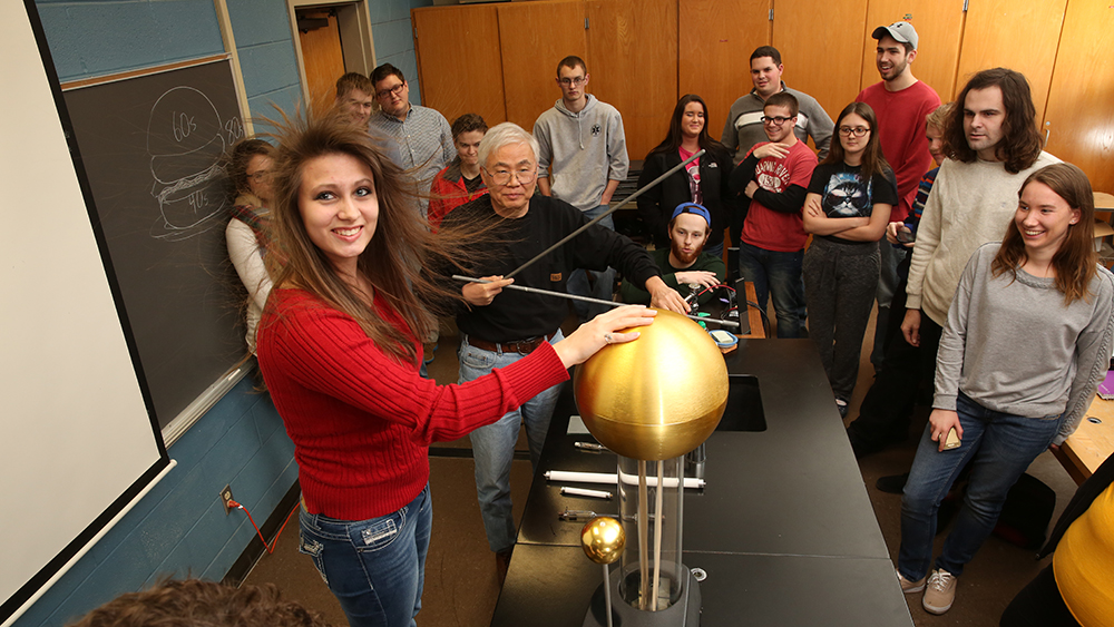 an overview of the facilities and academic programs of university of oklahoma Graduate programs in physics & astronomy at ohio university include  overview academic programs  take advantage of distinctive facilities at ohio university.