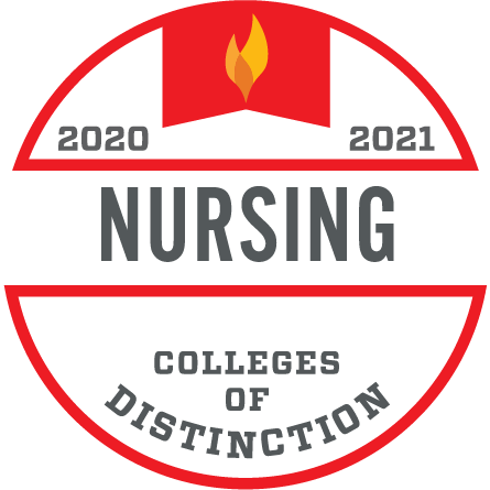 College of Distinction in Nursing (2020-2021)