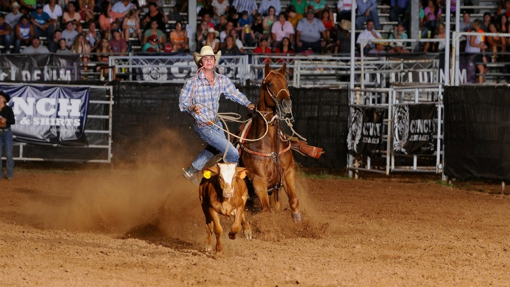 International Finals Youth Rodeo Shawnee