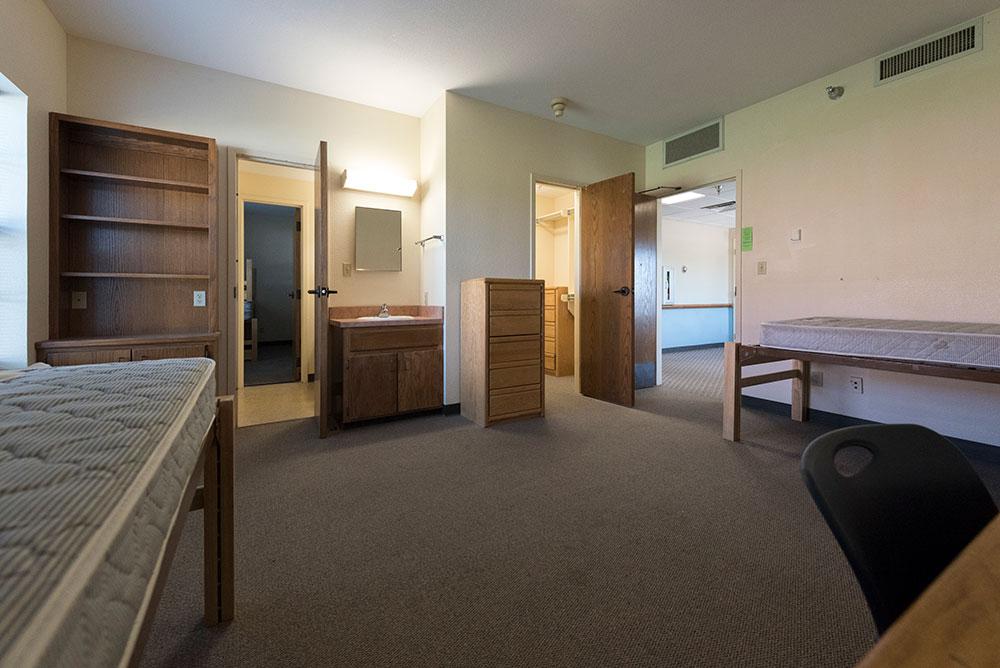 Taylor Residence Center Oklahoma Baptist University